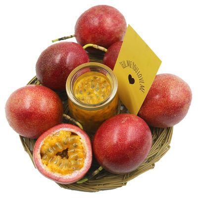 【送开果器】广西百香果大果5斤3斤2斤12个现摘新鲜水果批发
