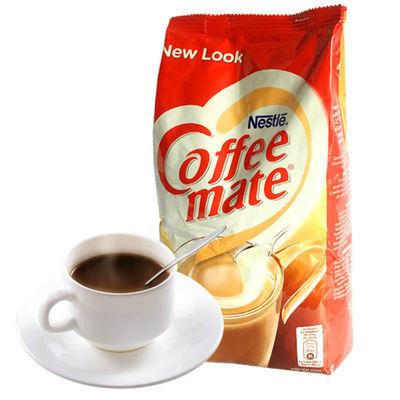 美国原装进口coffe mate雀巢金牌咖啡伴侣奶精植脂末1000g速溶品