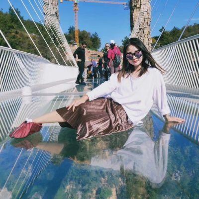 湖南旅游 张家界旅游 张家界大峡谷玻璃桥门票 玻璃桥旅游