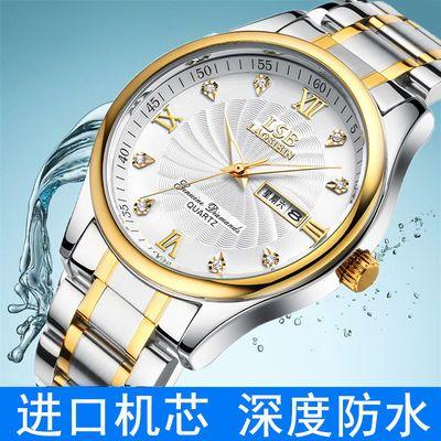 【瑞士品质】机械表男士手表男表带大牌正品全自动新款防水腕表潮