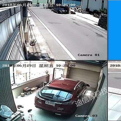 模拟摄像头监控老式有线高清家用室内外广角2.8mm监控器探头枪机【2月29日发完】