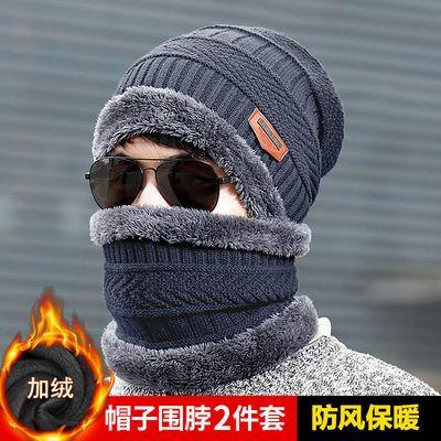 帽子爸爸冬季保暖护耳老头男中老年人加绒加厚老人雷锋帽