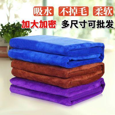 乔氏洗车大毛巾擦车巾汽车用细纤维吸水加厚美容工具专用擦车布
