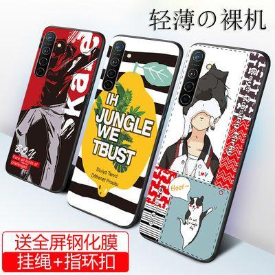 oppok5手机壳男女新款防摔oppopcnm00保护套硅胶超薄全包边网红潮