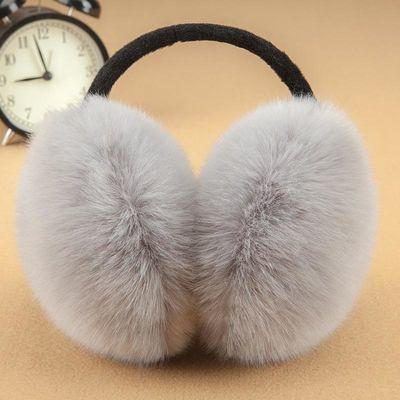 耳罩保暖女秋冬季可爱学生韩版耳套护耳朵耳捂包耳暖毛绒卡通冬天