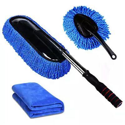 斯柯达柯米克汽车用品蜡拖除尘掸子擦车拖把洗车刷子清洁专用