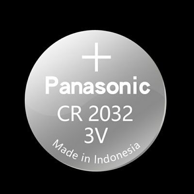 原装松下CR2032 CR2025 CR2016纽扣电池主板小米遥控器汽车钥匙3v