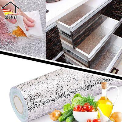 厨房台面防油贴纸防水桌面窗台大理石贴纸灶台柜台翻新家用瓷砖贴