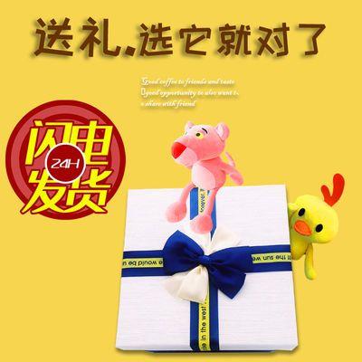 发货送女生混合进口零食大礼包一整箱生日礼物日本韩国儿童小吃