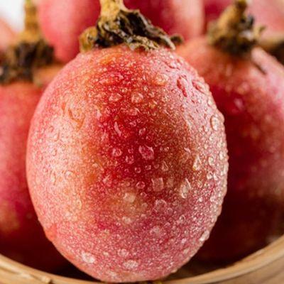 百香果6斤带箱包邮广西当季水果新鲜大果一级红黄香果西番莲特级