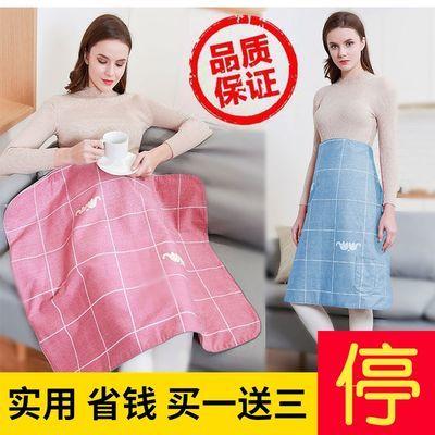 【亏本网红款】防辐射毯孕妇装盖毯子大码围裙上班精梳棉毯被子冬