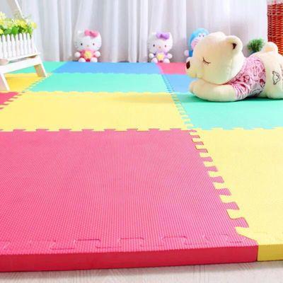 泡沫地垫客厅拼图地垫卧室加厚爬爬垫拼接垫宝宝儿童爬行垫榻榻米
