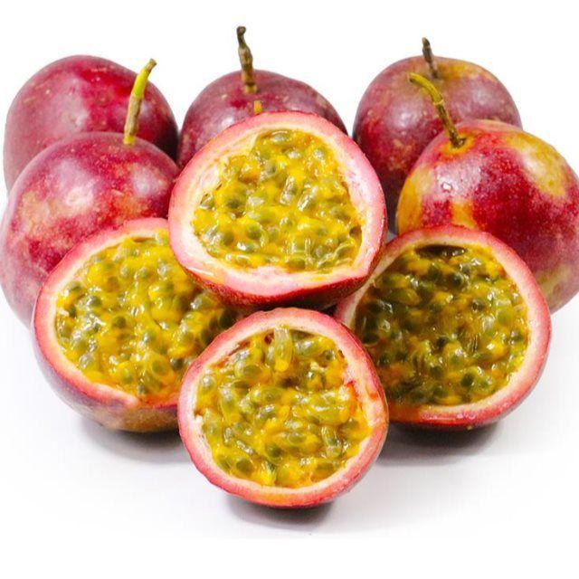 广西百香果水果新鲜鸡蛋果酱原浆净重1.5斤装大红果12个当季整箱_4