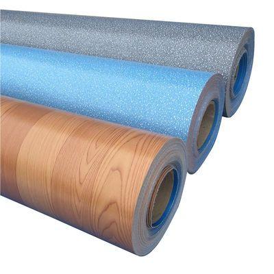 实心工程革 PVC塑胶地板 加厚耐磨防水防滑地板革 家用仿木纹地胶
