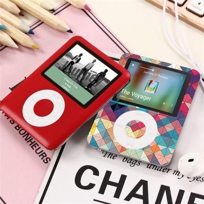 新款mp3 带外放音乐播放器随身听MP4可爱迷你学生运动有屏OTG手机