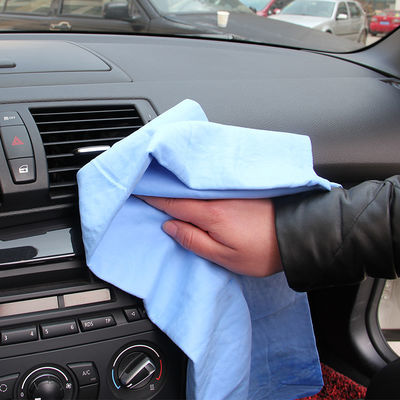鹿皮巾怎么清洗