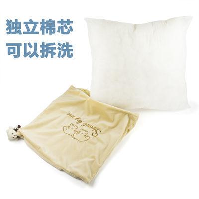 汽车头枕车用护颈枕一对可爱车载枕头抱枕头靠垫座椅内饰用品四季