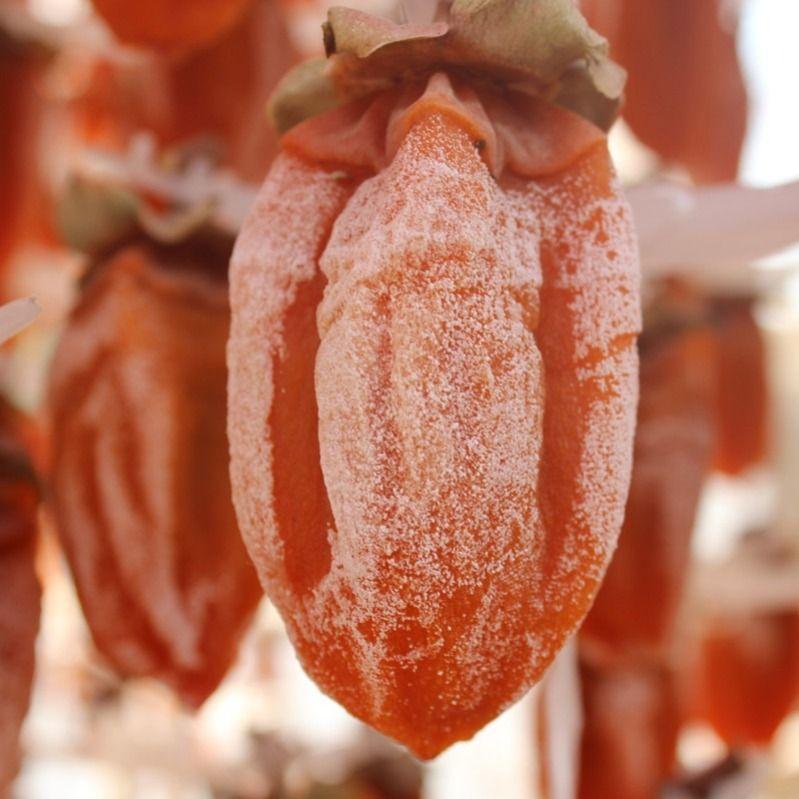 农家自制吊柿子饼1000g广西吊柿饼干软糯甜PK富平柿饼子1斤-5斤