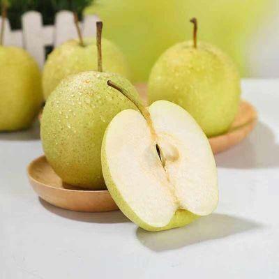 新鲜现摘水果雪梨 雪花梨5斤 单果200g起包邮 多仓发货