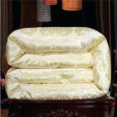 8斤10斤雅尚罗莱家纺冬被春秋被双人加厚宿舍棉被学生被子冬被芯