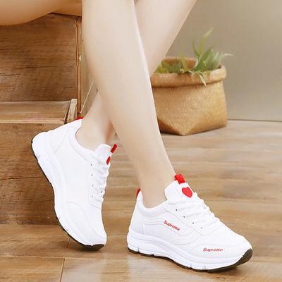 女鞋春季韩版百搭运动鞋女小白鞋学生休闲鞋新款春秋板鞋平底网鞋