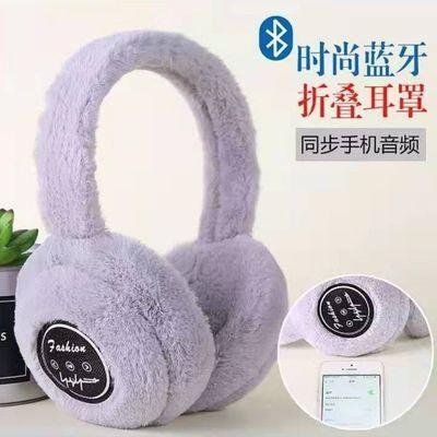新款耳罩秋冬季女保暖男士耳包无线蓝牙耳机vivo华为OPPO苹果通用