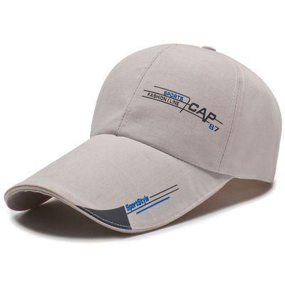 帽子男女士夏天户外春秋鸭舌帽太阳帽中年休闲遮阳钓鱼棒球帽