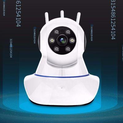 无线wifi摄像头手机远程智能网络高清夜视家用室内室外监控器套装