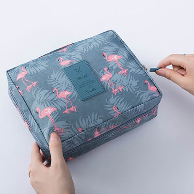ins网红化妆包小号便携韩国简约大容量多功能旅行少女洗漱收纳盒