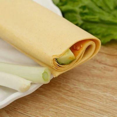 山东特产手工玉米煎饼全麦小米煎饼杂粮煎饼石磨煎饼山东泰安特产