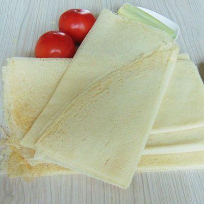圆盘大米煎饼500g袋 山东煎饼正宗纯手工农家软煎饼特产煎饼