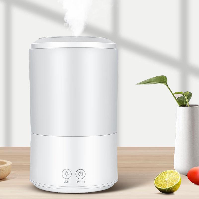 2021加湿器上加水家用静音大容量卧室孕妇婴儿内空气香薰净化喷雾