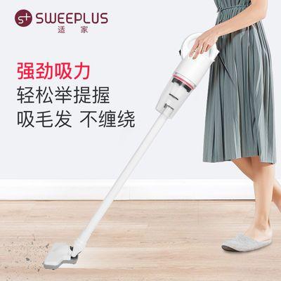 吸尘器家用手持式小型强力大功率手持式床上除螨吸猫狗有线吸尘机