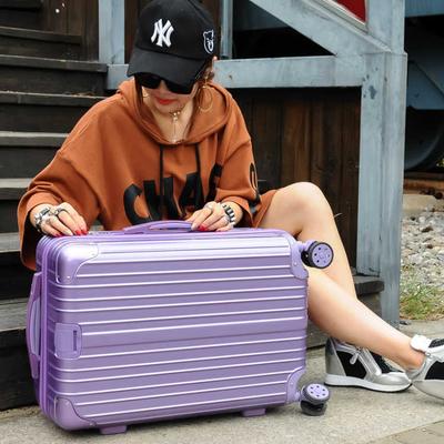 2019新款【特价硬箱】行李箱男女学生拉杆箱旅行箱密码箱登机箱多