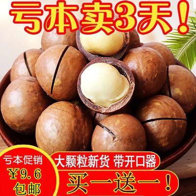 夏威夷果奶油味500g/110g袋装每日坚果炒货休闲零食小吃大礼包