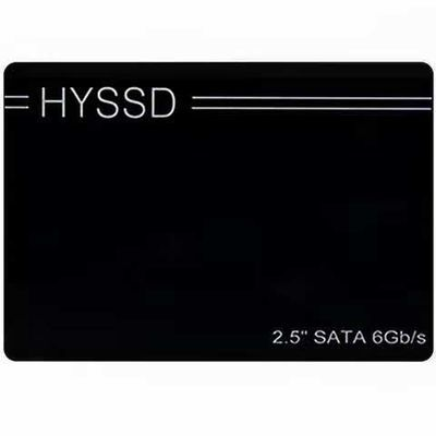 现代HYSSD高速固态硬盘120G/240/480G/1T台式笔记本2.5SATA3非128