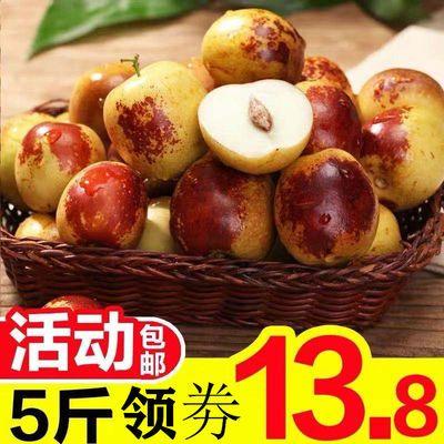 【新鲜脆甜】山东沾化冬枣5/3斤新鲜水果多规格孕妇水果甜枣