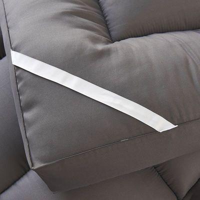 加厚羽绒棉床垫榻榻米12cm五星级酒店软床褥可折叠1.5m1.8米垫被