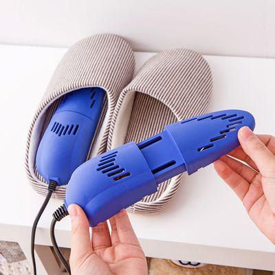 烘鞋器卡通家用发热除臭杀菌暖烤烘干机成人儿童通用可伸缩干鞋器