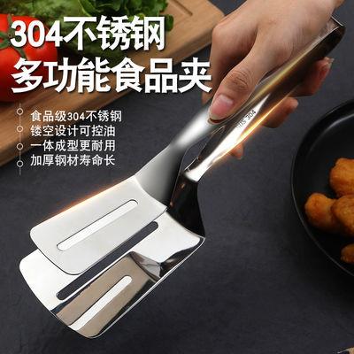 【304不锈钢加厚】牛排铲夹煎鱼铲子煎铲夹子披萨煎饼烙饼煎锅铲