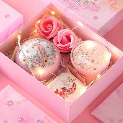 爆款生日礼物女生闺蜜创意实用有意义走心礼物送女友ins少女心伴