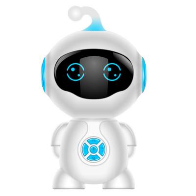 爆款智能机器人早教学习机故事机小帅小胖儿童教育玩具语音对话第