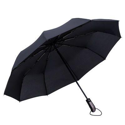雨伞男女全自动折叠大号双人手动三折加固防风学生晴雨两用https: