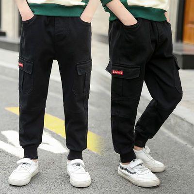 女大童裤子冬男孩休闲装中外套拜年服小时尚三件秋新款十岁洋气儿