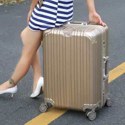 【限时特价】行李箱女拉杆箱旅行箱密码箱男女皮箱登机箱