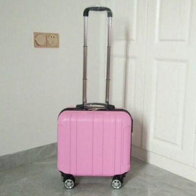 18寸迷你登机箱小旅行箱男密码箱16寸万向轮卡通拉杆箱儿童行李箱