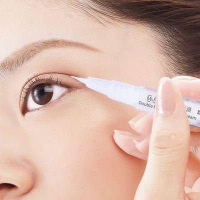 【双眼皮大眼神器】双眼皮贴定型霜胶水隐形纤维条女学生蕾丝双面