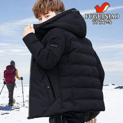冬装男棉衣男士中青年短款冬季外套学生韩版潮流棉袄男装帅气棉服