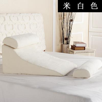 床上靠垫靠枕靠背枕床头三角垫大靠背垫孕妇腰靠斜躺医用医院老人