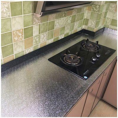 加厚铝箔纸厨房防油贴纸自粘耐高温灶台防水橱柜抽屉垫挡油烟墙贴